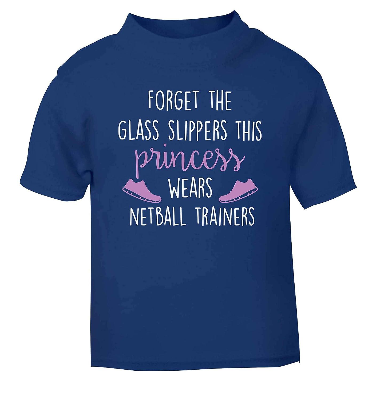 Flox Creative Baby T-Shirt Glass Slippers Princess Netball Boots