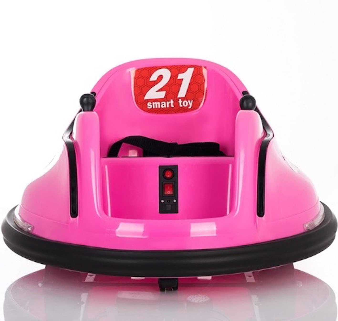 12V Children's Waltzer Car Battery Operated Electric Ride On Toy Pink