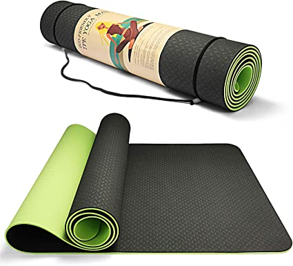 New Professional Yoga Mat Exercise Fitness Gym Workout Thick Non-Slip Durable