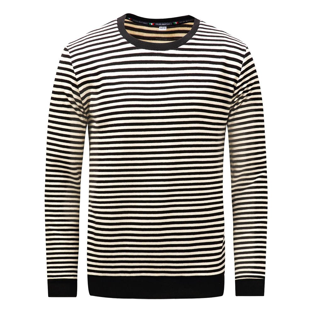 b6261a670d79 FREDD MARSHALL Mena UK Mens Tech Tech Tech Manga Larga 100% algodón  Sweatershirt