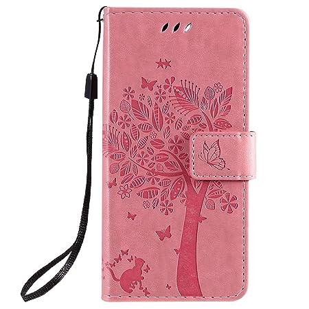 Unichthy - Funda para teléfono móvil, rosa: Amazon.es ...