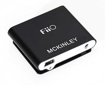 FiiO E5 - Amplificador de auriculares, color negro