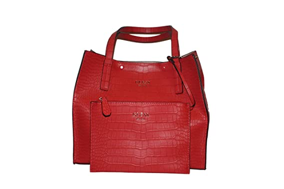 Guess Sac Mujer U Red CG677823-RED-TU  Amazon.fr  Chaussures et Sacs abe2a7e0014