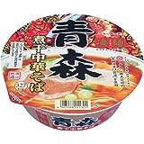 ニュータッチ 凄麺 青森煮干中華そば 106g×12個
