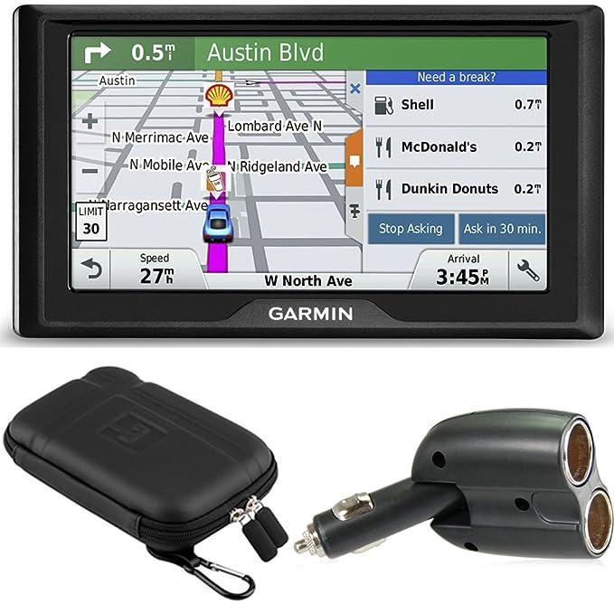 Garmin Unidad 50LM GPS Navigator de por Vida mapas (Nosotros ...