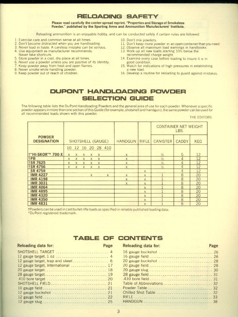 Imr 4350 Load Data