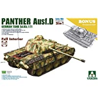 takom tak2103 Panther D Early/Mid de Ful Interior