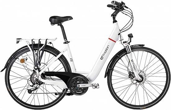 BH Bicicleta eléctrica EVO City Wave 2016-L: Amazon.es: Deportes y ...