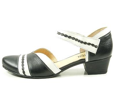 Ghibi A022 Schuhe Damen Sling Pumps Sandalen