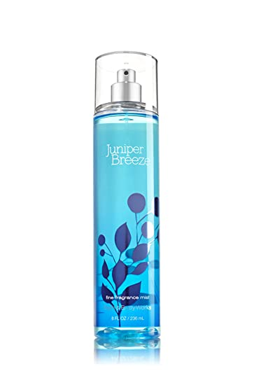 Bath Body Works Fine Fragrance Mist Juniper Breeze By Bath Body