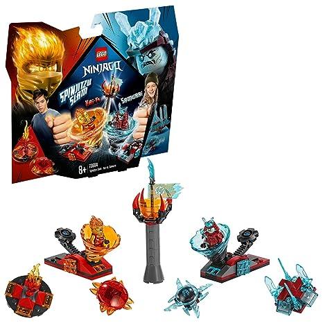 LEGO Ninjago Spinjitzu - Zane: Maestro del Dragón, Juguete ...