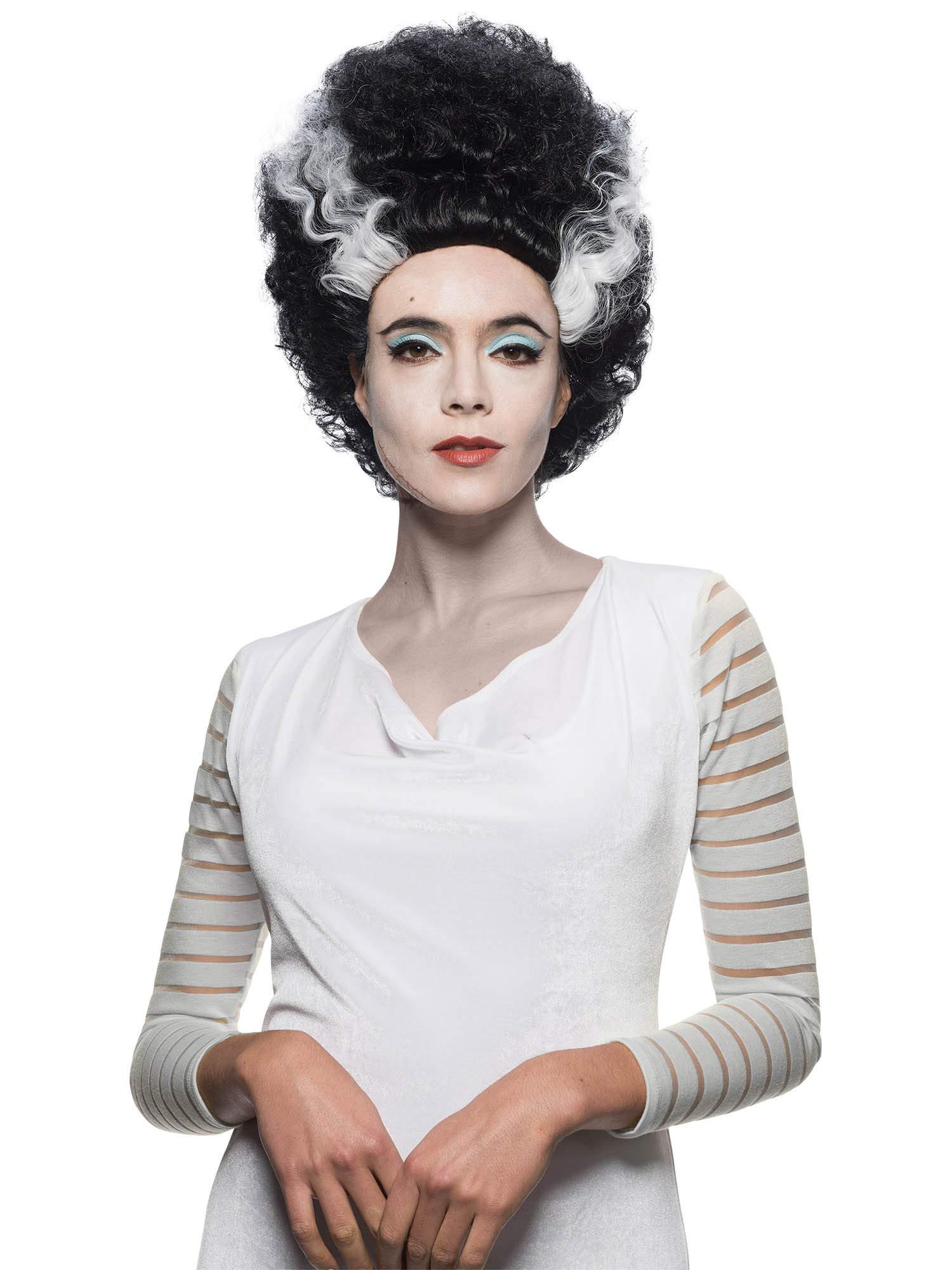 Rubie's Universal Monsters Bride Of Frankenstein Wig Costume