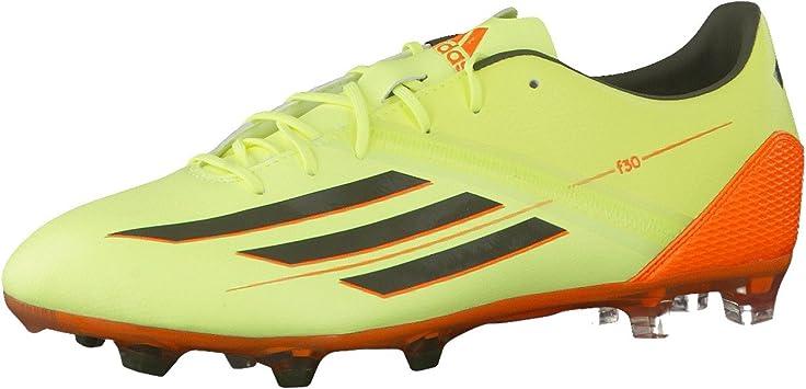 adidas F30 TRX TF - Botas de fútbol para Hombre Lime/Orange ...