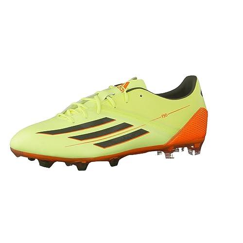 032bcf80a62 F30 TRX FG Football Boots Glow Earth Green Solar Zest  Amazon.co.uk ...