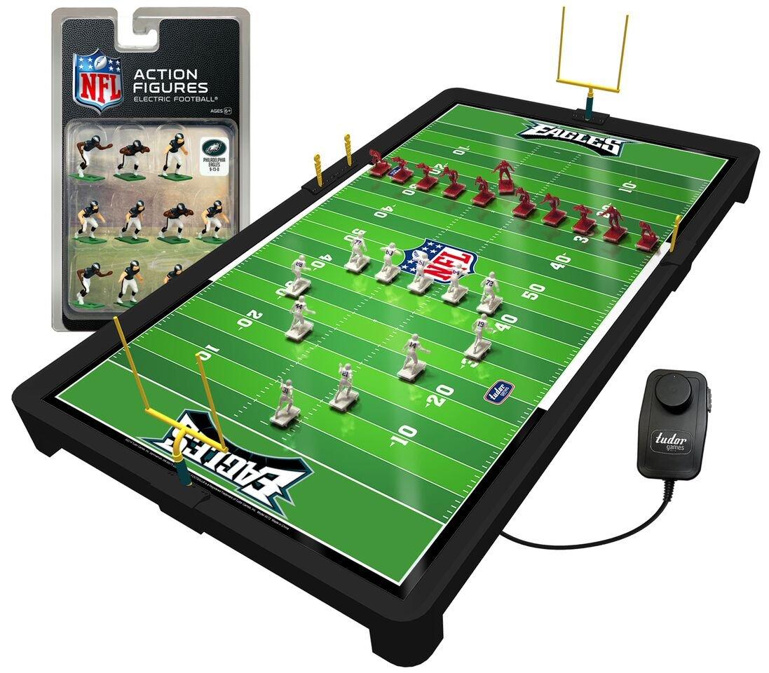 Tudor Games Philadelphia Eagles NFL Electric Football Game