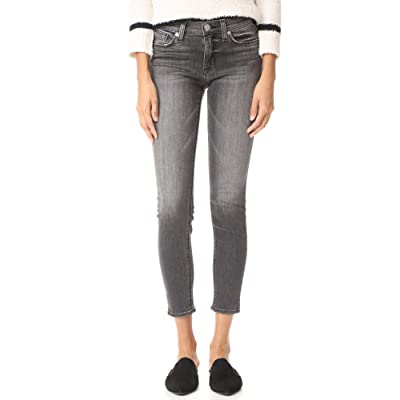 Hudson Jeans Women's Nico Midrise Ankle Super Skinny W Released Hem at Women's Jeans store