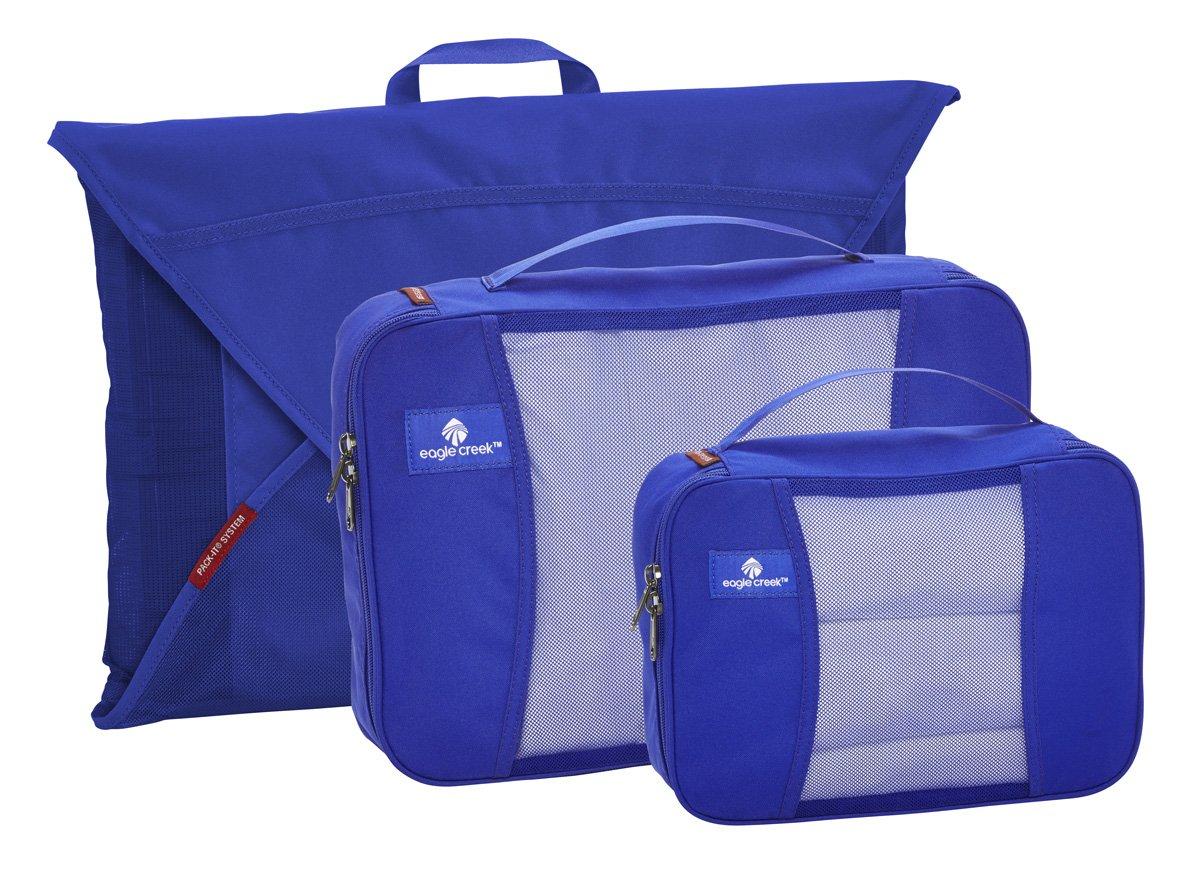 Eagle Creek Travel Gear Luggage Pack-it Starter Set, Blue Sea by Eagle Creek