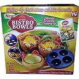 Gourmet Bistro Bowls Baking Pan
