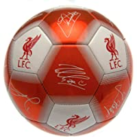 Liverpool FC Ballon de Football Motif Ballon de Foot Taille 5