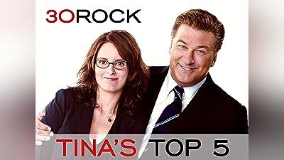 30 Rock - Tina's Top 5