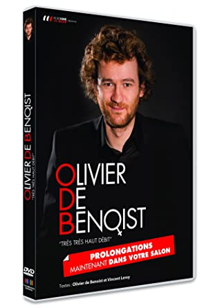 DE SPECTACLE TÉLÉCHARGER DVD BENOIST OLIVIER