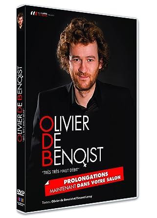 dvd spectacle olivier de benoist