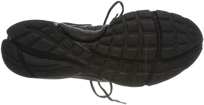 Nike Herren Air Presto Essential Gymnastikschuhe  48.5 EUBlack black white (848187 009)