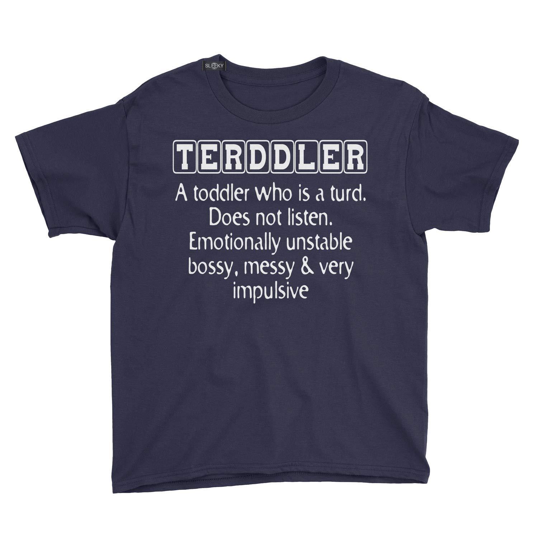 Sleeky Terddler T-Shirt
