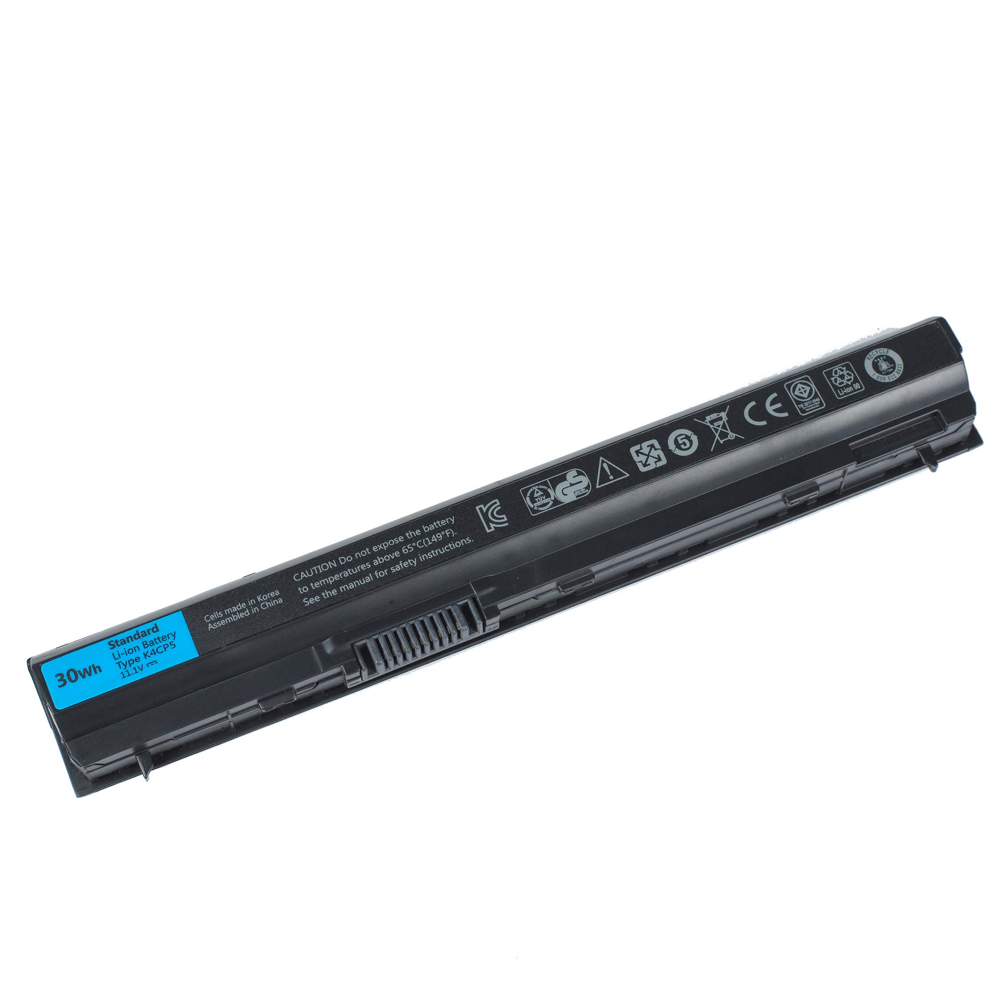 AC Doctor INC Laptop Battery for for Dell Latitude E6420 E6520 E6530 E5420 E5520 E5430 E5530 2P2MJ T54FJ 12-1325 312-1165 M5Y0X PRV1Y E6420