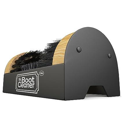 9433c2be4652cf Amazon.com: Boot Brush Cleaner Floor Mount Scraper Commercial With Hardware  Indoor / Outdoor: Home & Kitchen