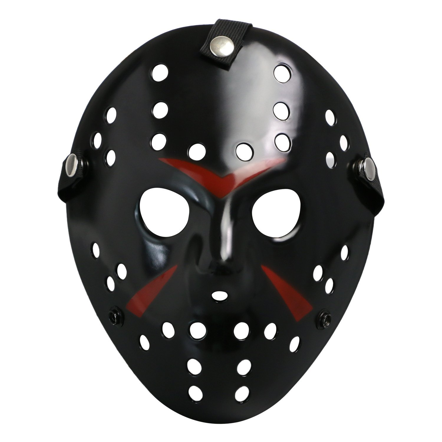 Amazon.com CASACLAUSI Costume Mask Prop Horror Hockey Halloween Cosplay Party Clothing  sc 1 st  Amazon.com & Amazon.com: CASACLAUSI Costume Mask Prop Horror Hockey Halloween ...