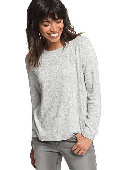 3926b265 Roxy Chasing You - Long Sleeve Top for Women ERJKT03468: Roxy:  Amazon.co.uk: Clothing