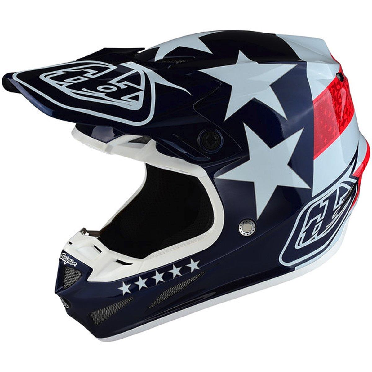 2017 Troy Lee Designs SE4 Composite Freedom Helmet