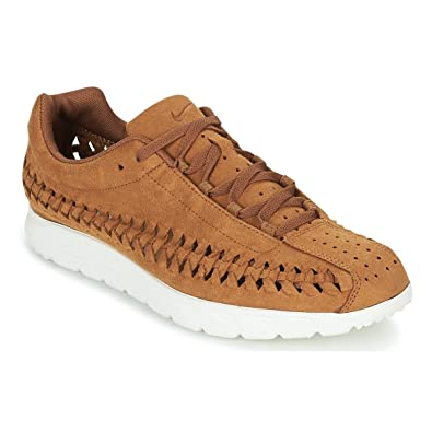 cheaper 6be81 279b2 Image Unavailable. Image not available for. Color  Nike Mayfly Woven Mens  Running Trainers ...