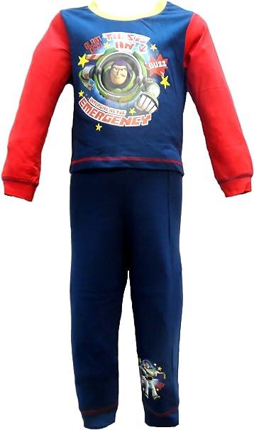 Boys Kids Toy Story Woody Pyjamas Novelty PJs Nightwear 18 Months to 7 Years