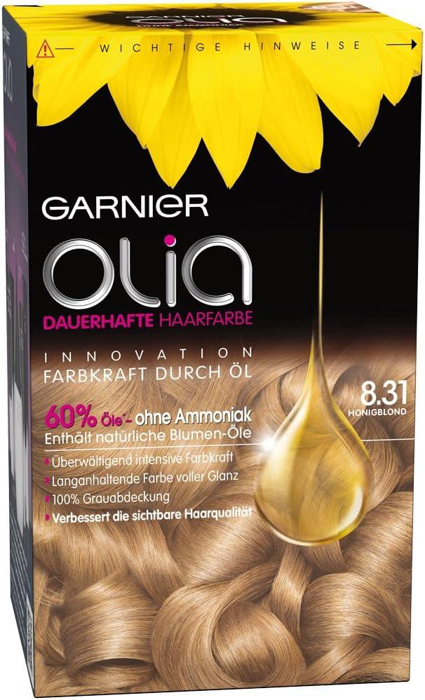 Garnier Olia 8.3 miel Rubio: Amazon.es: Salud y cuidado personal