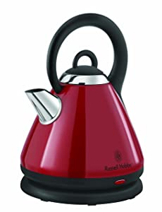 Russell Hobbs KE9000R Electric Kettle, Red
