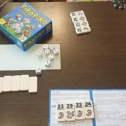 Zoch - Piko Piko, el gusanito, Juego de Mesa, Juego de Mesa en español (Mercurio Distribuciones Z0006): Amazon.es: Juguetes y juegos