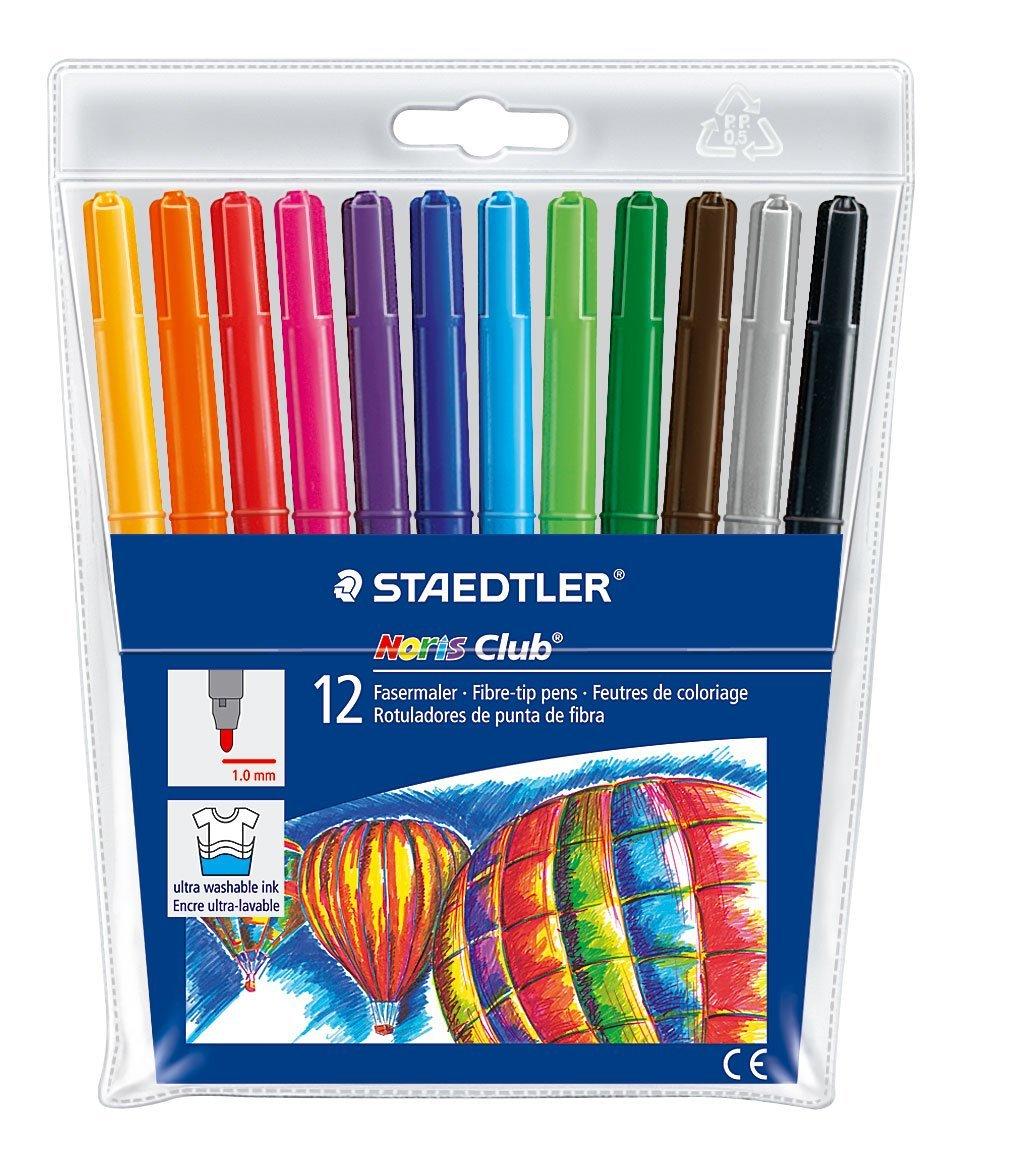 Staedtler 325 WP12 Penna Sintetica, Confezione da 12 Pezzi 325 WP12 ST