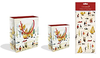 Paquete de 3 bolsas de regalo de lujo pequeñas y medianas ...