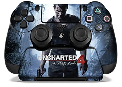 Amazon Com Controller Gear Officially Licensed Uncharted 4 A