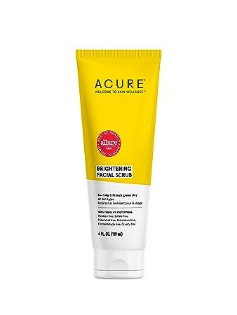 Brightening Facial Scrub by acure organics #2