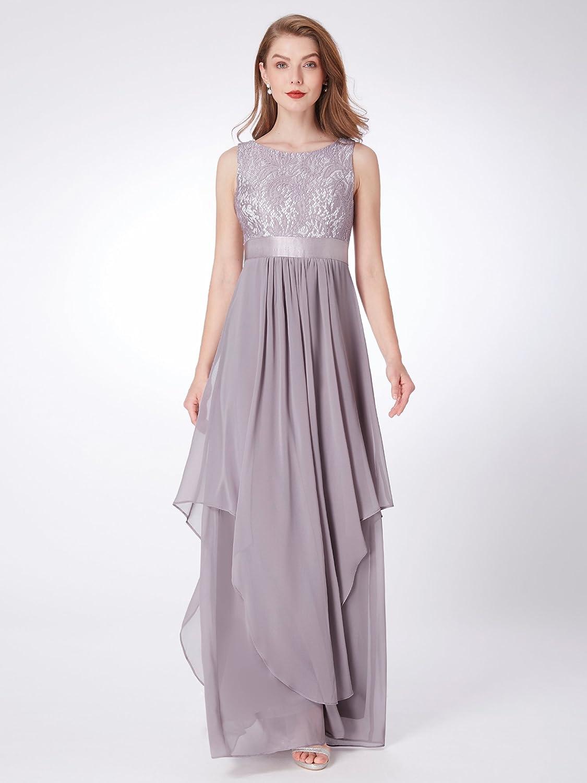 4e9b1deac39 Ever Pretty Elegant Sleeveless Round Neck Evening Party Dress 08217   Amazon.ca  Clothing   Accessories