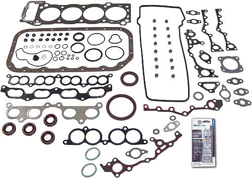 L4 DOHC Toyota 3RZFE 4Runner 2694cc 16V DNJ EK939M Master Engine Rebuild Kit for 1994-2004 Tacoma 2.7L T100