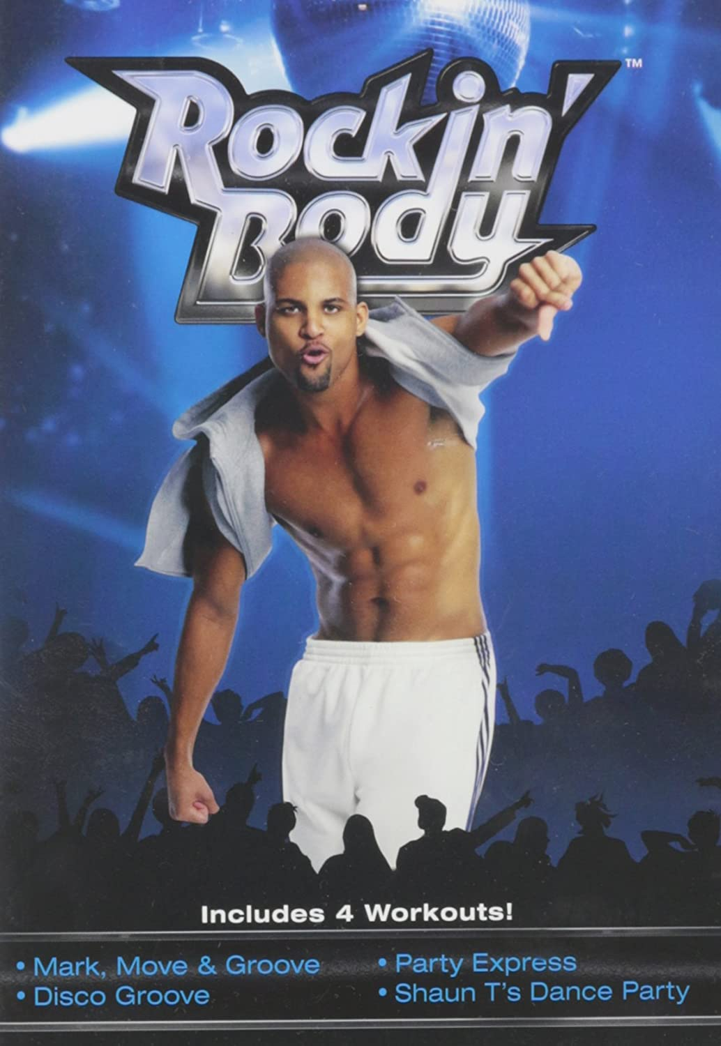 Amazon.com : Shaun T's Rockin' Body DVD Workout : Exercise And Fitness  Video Recordings : Sports & Outdoors