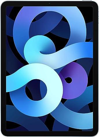 Amazon Com New Apple Ipad Air 10 9 Inch Wi Fi 64gb Sky Blue Latest Model 4th Generation
