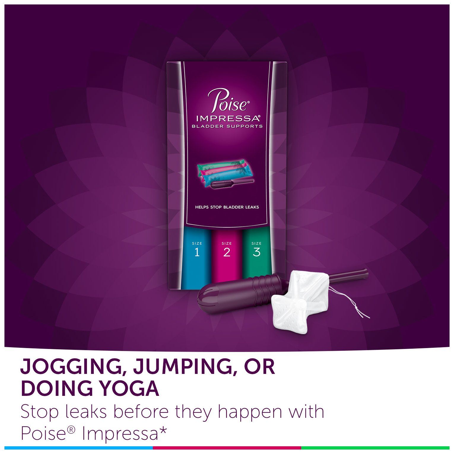 Poise Incontinence Pads, Maximum Absorbency, Long, 84 Count by Poise (Image #11)