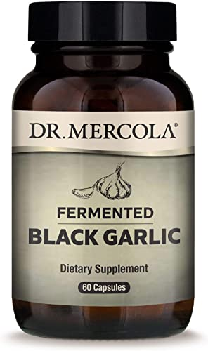Dr. Mercola Garlic Supplement