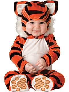 Rubies Baby Costume, Bear Jumpsuit, Brown/Beige, 12-18 Months ...