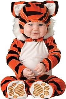 InCharacter Baby Tiger Tot Costume  sc 1 st  Amazon.com & Amazon.com: Elmo Deluxe Plush: Clothing